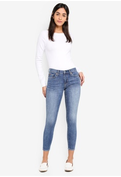 c6ab8e2c86a3 60% OFF GAP Brighton Stretch Skinny Jeans RM 381.00 NOW RM 151.90 Sizes 29  SHORT