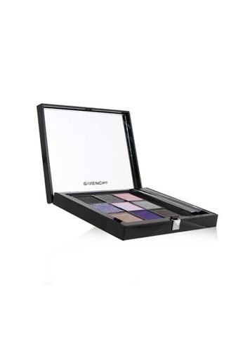 Givenchy GIVENCHY - Le 9 De Givenchy Multi Finish Eyeshadows Palette (9x Eyeshadow) - # LE 9.04 8g/0.28oz 9C22DBECA3FC53GS_1