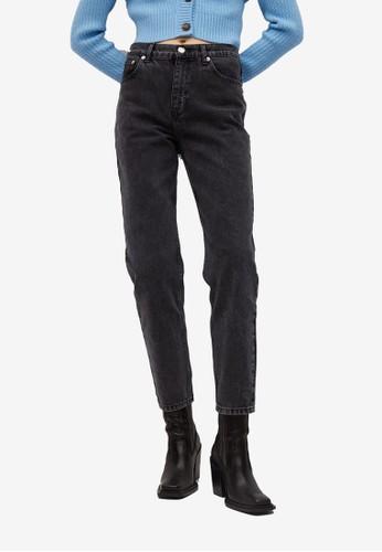Mango black Mom-Fit Jeans 0FB0BAAC8A469FGS_1