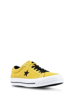 1e3113cc2ce8 Converse One Star Dark Star Vintage Suede Ox Sneakers RM 379.90. Available  in several sizes · Converse black Chuck Taylor All ...