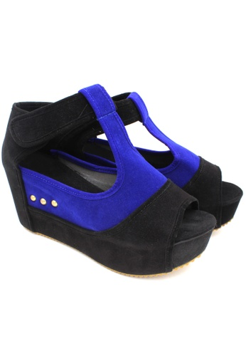 MIDZONE Lady Fashion Wedges
