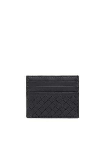BOTTEGA VENETA black Card Holder 9B59FAC9B96C8BGS_1