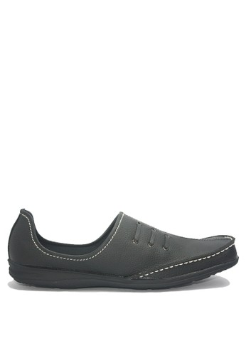 Dr. Kevin black Dr. Kevin Men Casual Shoes 13184 - Black DR982SH0U9MPID_1