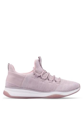 ALDO pink Mx.3B Sneakers 834DASH5F171D1GS_1