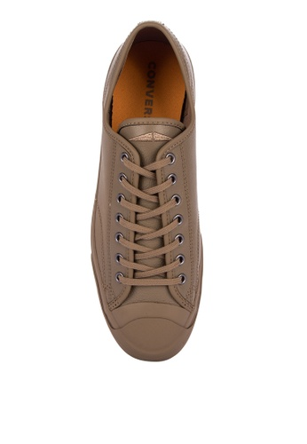 5f3fc57930a9 Shop Converse Jack Purcell Desert Storm Leather Sneakers Online on ZALORA  Philippines