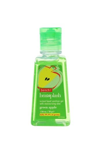 BENCH n/a Bratsplash Hand Sanitizer Green Apple 30ml BE550BE64HMPPH_1