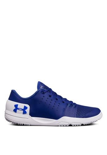 Under Armour blue UA Limitless TR 3.0 Shoes UN337SH0SU9JMY_1