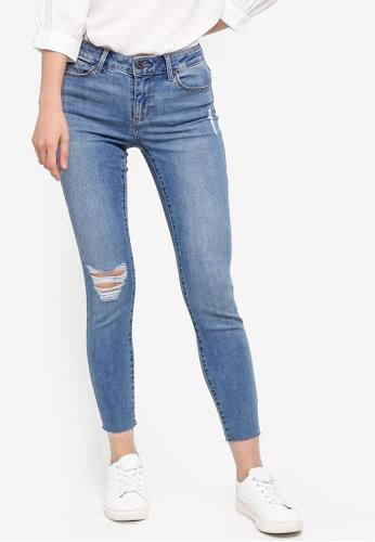 Shop Vero Moda Seven Slim Ankle Jeans Online on ZALORA Philippines 592e3e260