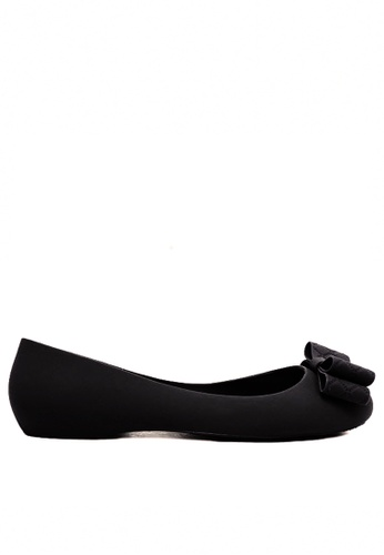 Twenty Eight Shoes black Jelly Flats A-5 TW446SH39UEYHK_1