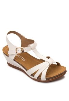 Flora Wedge Sandals