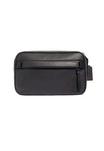 Coach black Coach Edge Belt Bag Black 89917 1A198ACBDEE76FGS_1