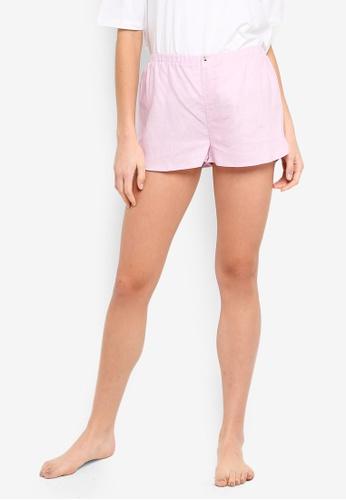 Cotton On Body purple Woven Sleep Shorts 13FA8AAC8B1749GS_1