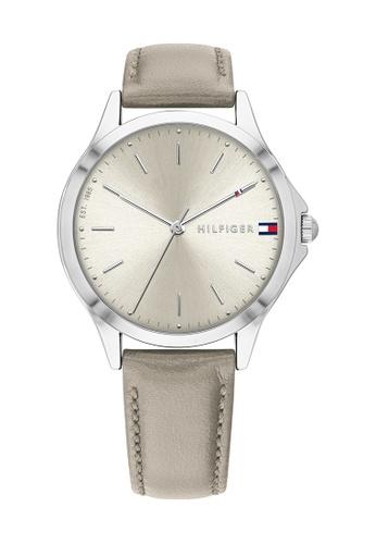 Tommy Hilfiger grey Tommy Hilfiger Grey Women's Watch (1782169) 2E360AC46DB628GS_1