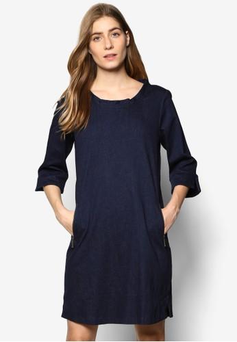 船領直筒式洋裝,尖沙咀 esprit 服飾, 洋裝