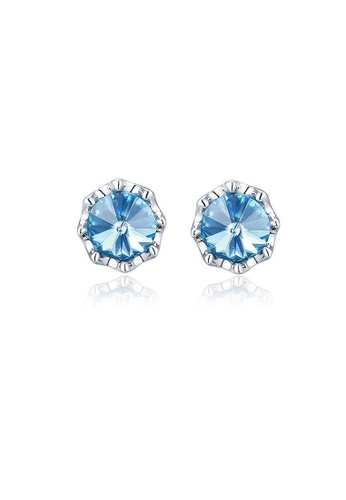Adora Swarovski Crystal Stud Earrings Ad365ac2ut2xhk 1