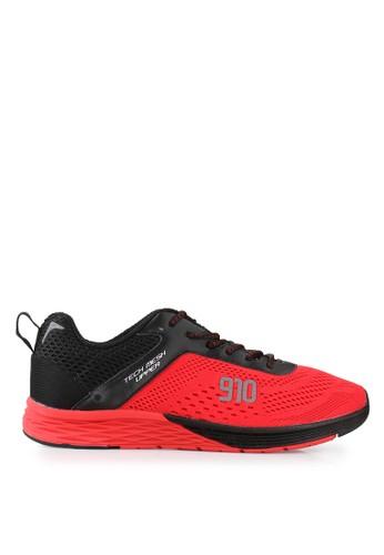 910 black and red Nts One 91400SH14RUZID_1