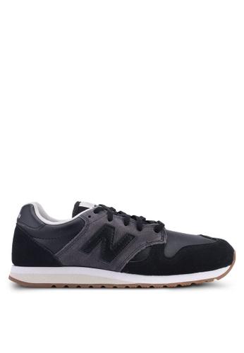 New Balance 黑色 刺繡LOGO印花運動鞋 FF378SH740B9AAGS_1
