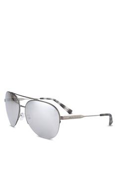 d1862af44433 Armani Exchange grey Armani AX2020S Sunglasses AR162GL0RNHWMY 1