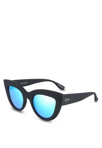 Quay Australia Kitti Sunglasses QU661GL0RLVOMY_1