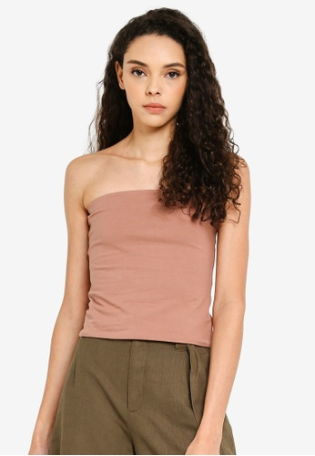 Cotton On brown Everyday Tube Top E3786AAFD19AA8GS_1