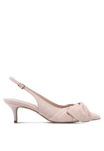 ALDO pink Davangus Slingback Heels 791BDSH05FDF85GS_1