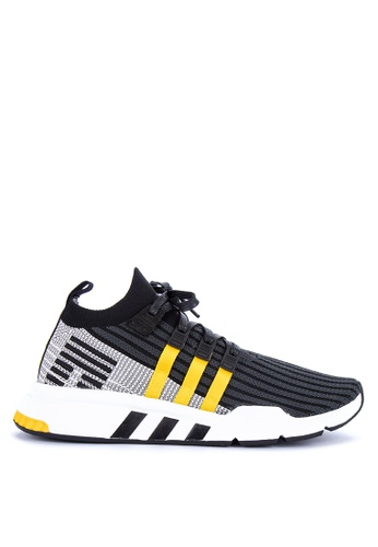 adidas black adidas eqt support mid adv primeknit shoes 9B7DESHA7B7A20GS_1