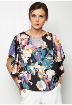 Valentine Kimono Top