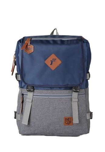 Sogno grey Men Backpack SMM 193 21795ACFBDEA35GS_1
