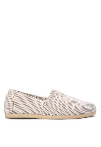 Paez beige Panama Sneakers PA524SH65XFIPH_1
