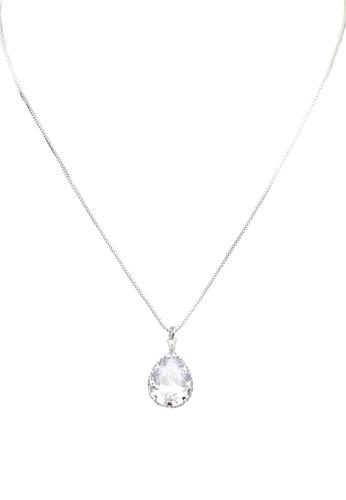 ALDO silver Beauceron Necklace 893E9AC31A4950GS_1