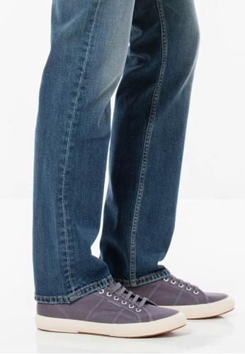 Levi's blue 505™ Regular Fit Jeans LE843AA0FLXGSG_1