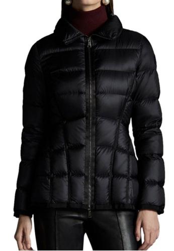 """MONCLER black Moncler """"Bellardie"""" Down Jacket in Black 8DEBCAA866AFBCGS_1"""
