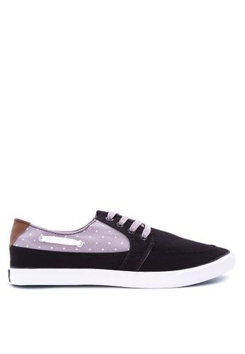 H2Ocean black Calais Sneakers H2527SH0J08PPH_1