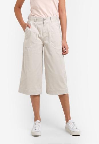 Calvin Klein grey Casual Culottes - Calvin Klein Jeans CA221AA0RWU4MY_1