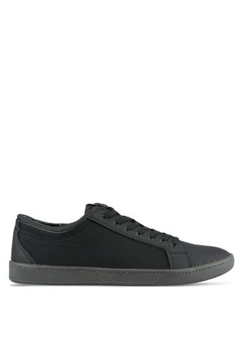 ALDO black Sigrun Sneakers AL087SH0RYDNMY_1