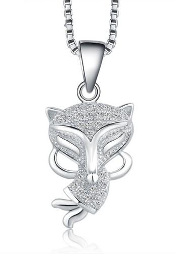 LYCKA silver LPP88151 S925 Silver Necklace 2F467ACE958364GS_1