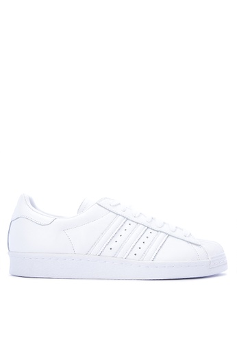 Adidas white adidas originals superstar 80s hh w AD678SH0KSX1PH_1