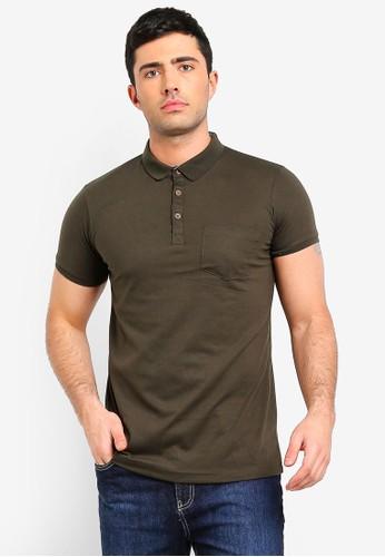 Brave Soul multi Julius Polo T-Shirt DC400AA5875421GS_1