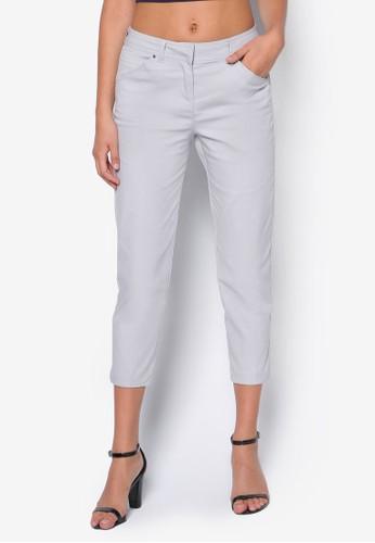 棉質彈性esprit台灣長褲, 服飾, 長褲及內搭褲