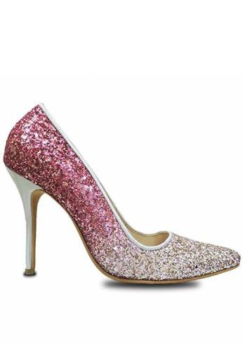 59077a58f91 Olive Pink Heel