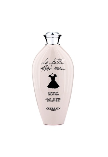 Guerlain GUERLAIN - La Petite Robe Noire A Bath of Satin or Nothing (Shower Gel) 200ml/6.7oz 96359BEEDFA699GS_1