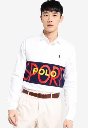 Polo Ralph Lauren white Long Sleeve Knit Sweater EA1E0AAA9A3C07GS_1
