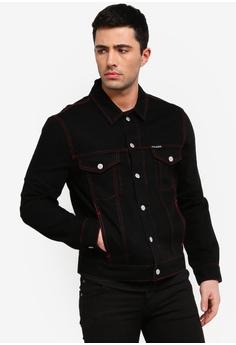 Buy Calvin Klein Denim Jackets For Men Online on ZALORA Singapore 979119bc7e