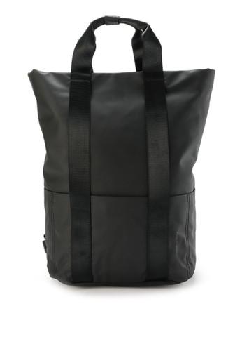 Hush Puppies black Nathniel Backpack 204 6C4FFACF7F3320GS_1