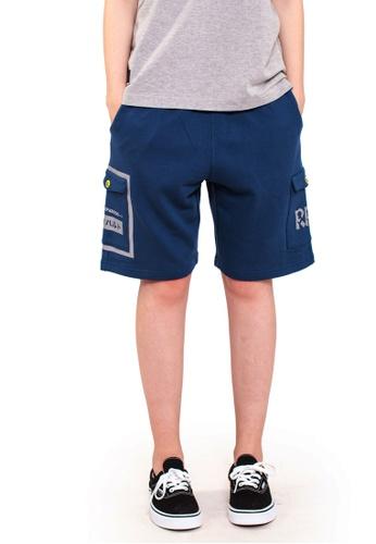 Reoparudo blue RPD 331 Edition Sweat Shorts (Navy Blue) 7D54BAAAC39AA8GS_1