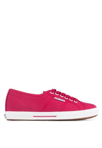 Superga 粉紅色 2950 Cotu 帆布鞋 SU138SH62LQRSG_1