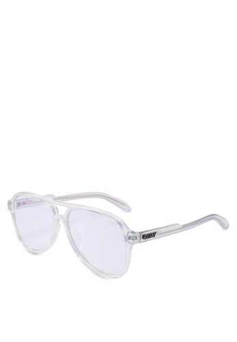 Quay Australia 白色 MAGNETIC Glasses EE84EGLD26B865GS_1