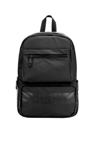 Playboy black Backpack BD303AC76D9725GS_1