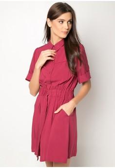 Alondra Shirt Dress