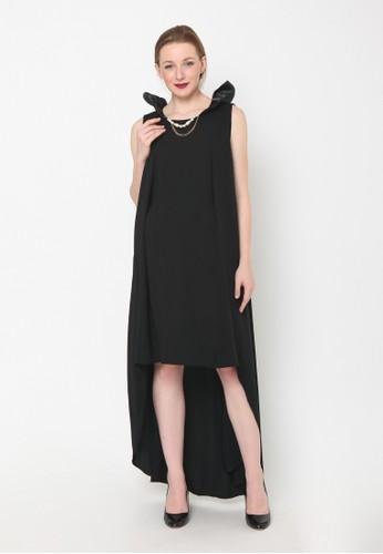 Chantilly black Maternity Dress 51036 E33F2AA27A49F9GS_1